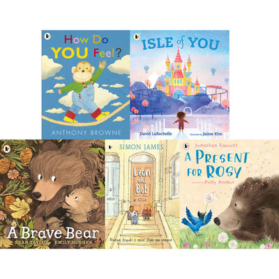 Positive Thinking: 10 Kids Picture Books Bundle image number 3