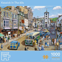 Keswick In The 60s 1000 Piece Jigsaw Puzzle