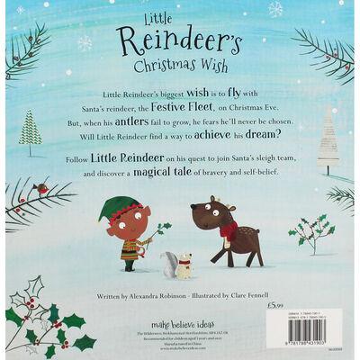 Little Reindeer's Christmas Wish image number 2