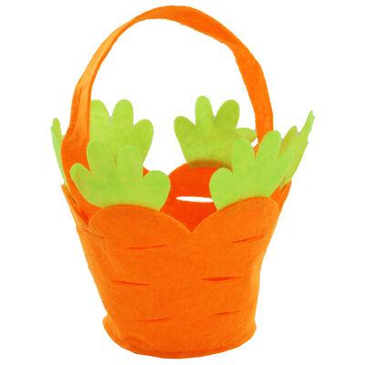 Easter Carrot Felt Bag image number 1