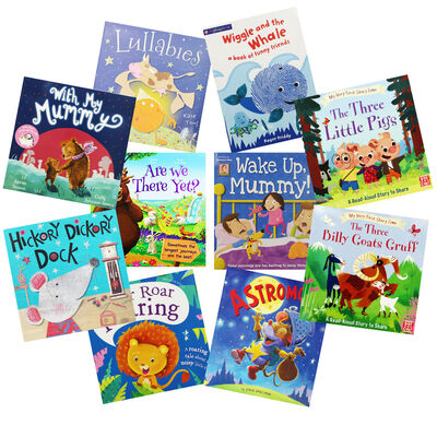 Terrific Tales - 10 Kids Picture Books Bundle image number 1