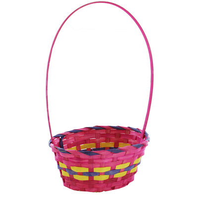 Woven Easter Baskets - Assorted image number 3