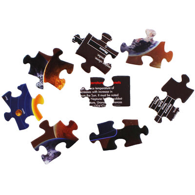 The Solar System 100 Piece Jigsaw Puzzle image number 4