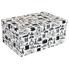 Good Day Sir 10 Nested Gift Boxes Set image number 1