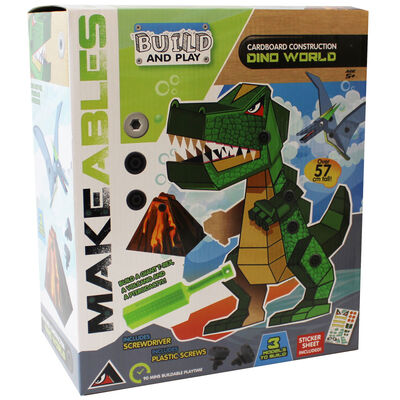 Build Your Own 3 Dino World Models image number 1