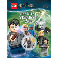 LEGO Harry Potter: Official Yearbook 2022