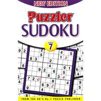 Puzzler Sudoku: Volume 7