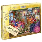 Waddingtons Christmas 1000 Piece Jigsaw Puzzle image number 1