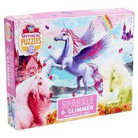Sparkle Unicorn 150 Piece Jigsaw Puzzle
