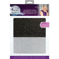 Enchanted Christmas Luxury Glitter Card - 2pk
