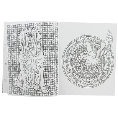 Harry Potter Celebratory Edition Colouring Book image number 3