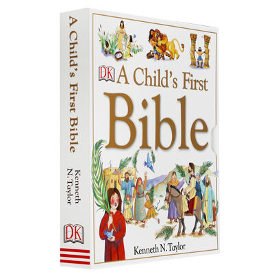 DK A Child's First Bible image number 1