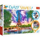 Sky Over Paris 600 Piece Jigsaw Puzzle image number 1