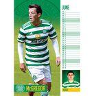The Official Celtic 2021 Calendar image number 2
