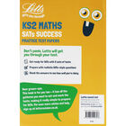 Letts KS2 Maths SATs Sucess Practice Test Papers: Ages 10-11 image number 1