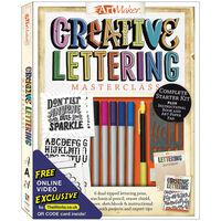 ArtMaker Creative Lettering Masterclass Kit
