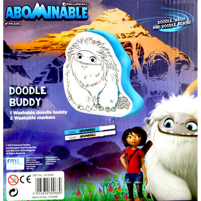 Abominable Doodle Buddy image number 4