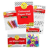 Kids Ultimate Crafting Essentials Bundle