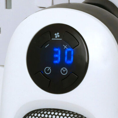 Beldray Handy Plug in Heater image number 3