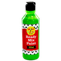 Green Readymix Paint - 300ml