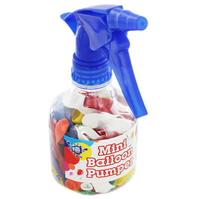 Mini Water Balloons and Pumper -100 Balloons image number 1