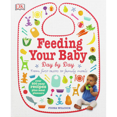 Feeding Your Baby: Day By Day image number 1