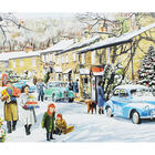 Home For Christmas 1000 Piece Jigsaw Puzzle image number 2