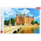 Schwerin Palace 1000 Piece Jigsaw Puzzle image number 2