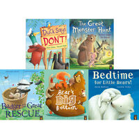 Funny Stories: 10 Kids Picture Books Bundle
