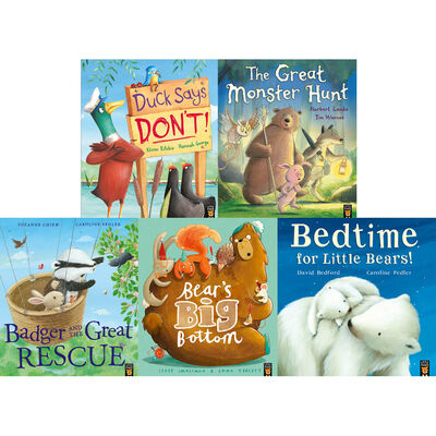 Funny Stories: 10 Kids Picture Books Bundle image number 2