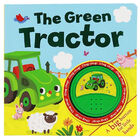 The Green Tractor Big Button Sound Book image number 1