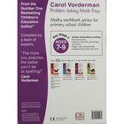 Carol Vorderman: Problem Solving Made Easy: Age 7-9 image number 2