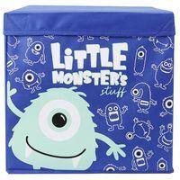 Glow in the Dark Monster Storage Box