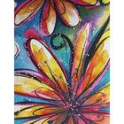 A4 Floral Collage Paper Booklet image number 3