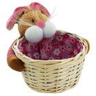 Easter Bunny Basket - Assorted image number 2