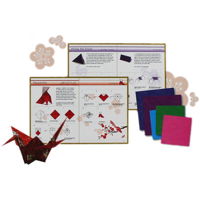 Origami Animals Kit image number 2
