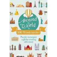 Around The World Wordsearch