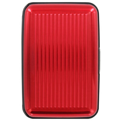 Red Credit Card Protector Case image number 1