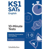 KS1 SATs Grammar Punctuation and Spelling: Ages 6-7