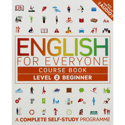 English for Everyone: Course Book Level 2 Beginnner image number 1
