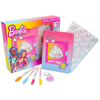 Barbie Reveal Journal Set