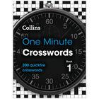 One Minute Crosswords Book 1: 200 Quickfire Crosswords image number 1