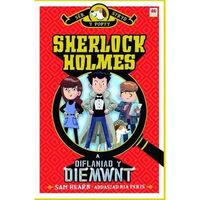 Sherlock Holmes a Diflaniad y Diemwnt