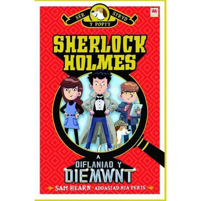 Sherlock Holmes a Diflaniad y Diemwnt image number 1