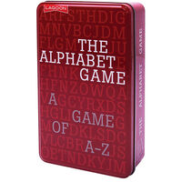 The Alphabet Game - A Game of A-Z