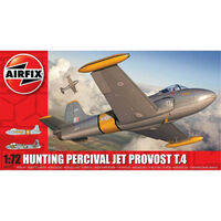 Airfix Hunting Percival Jet Provost T4 1:72 Scale Model Set