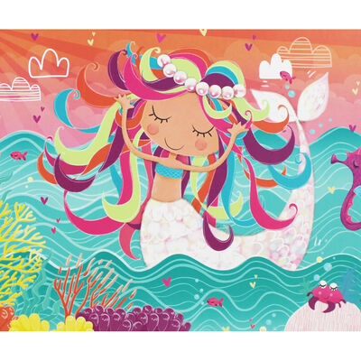 Majestic Mermaid 300 Piece Jigsaw Puzzle image number 2