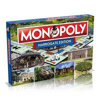 Harrogate Monopoly Board Game