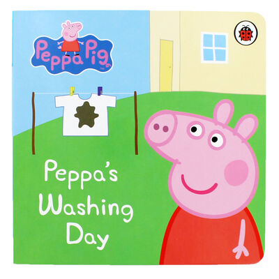 Peppa Pig: Peppa's Washing Day image number 1
