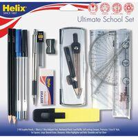 Helix Ultimate School Stationery Set